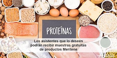 Proteínas y nutrientes básicos para mantener la fuerza y la autonomía entradas