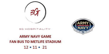 Army Navy Game Transportation - Fan Ride to MetLife Stadium tickets