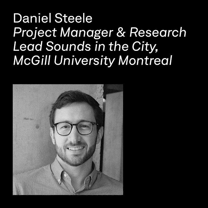 UNCOVER Talks #4: Urban Sound Design: Bild