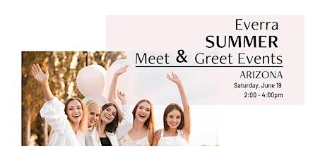 Arizona - Everra Meet and Greet tickets