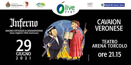 Inferno | Mauro Ottolini & Sousaphonix, Dante Alighieri's 700th Anniversary biglietti