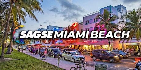 SAGSE Miami Beach Agosto 24/25/26 tickets