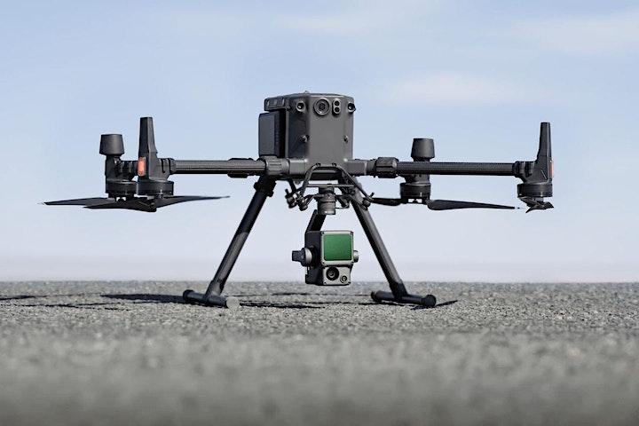 Image pour Démonstration LiDAR DJI Zenmuse L1 sur drone M300 RTK à Grenoble