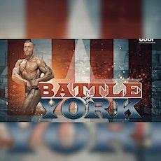 2021 Battle of York Natural Bodybuilding Championships tickets