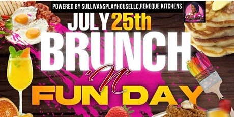 Copy of Brunch & Fun Day tickets