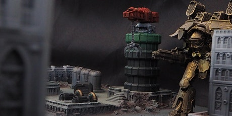 Copy of Adeptus Titanicus 1 day event SUNDAY the 5th September tickets