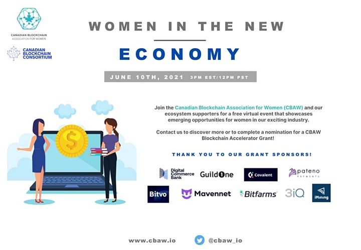 Women in the New Economy image