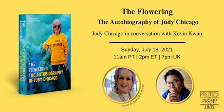 Judy Chicago | THE FLOWERING in Conversation with Kevin Kwan tickets