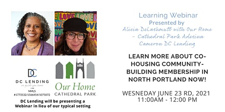 Learn More about Co-housing Community-Building Membership in North Portland tickets