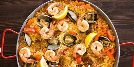 In-Person Class: Spanish Date Night: Paella (San Diego) tickets