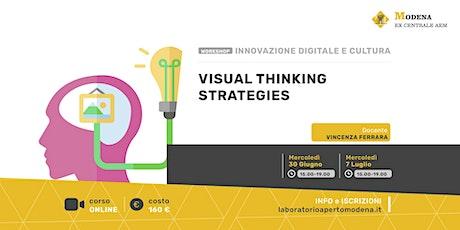 Visual Thinking Strategies biglietti