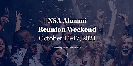 NSA Alumni Reunion Weekend tickets