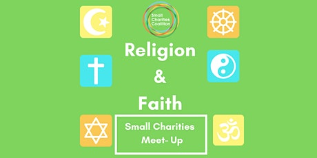 Religion and Faith Based Small Charities Meet-Up tickets