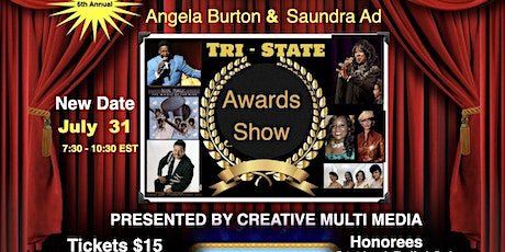 2021 Tri-State Black History Awards/Hosted By Creative MM a (501)(c)(3) NPr tickets