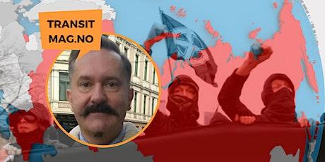 """John Færseth: """"Fyrtårnet i øst. Putins Russland og vestlige ekstremister"""" tickets"""