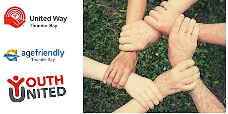 Thunder Bay Intergenerational Volunteering Workshop tickets