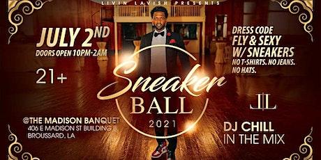 """Sneaker Ball 2021"" presented by Livin Lavish tickets"
