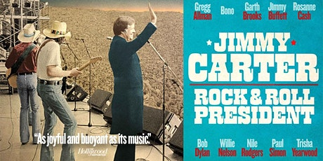 FILM: Jimmy Carter: Rock & Roll President tickets
