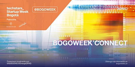 BOGOWEEK Connect 2021 boletos