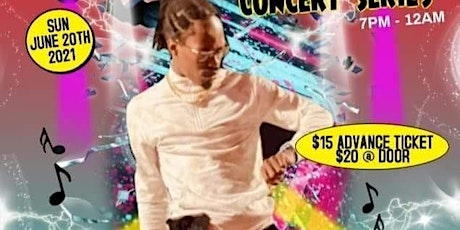 Qwavais'e Sneed Headlining the New Sound New Wave Concert Series tickets