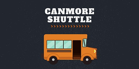 Canmore Shuttle - June 2021 tickets