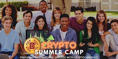 Crypto Summer Camp - Virtual tickets