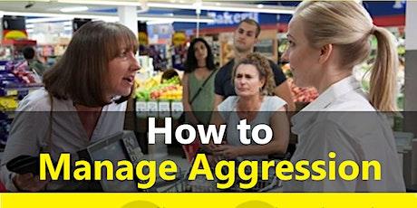 Understanding and Managing Aggressive Behaviour (U tickets