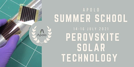Apolo Summer School tickets