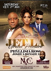 Jetla grande premiere feat Phyllisia Ross tickets