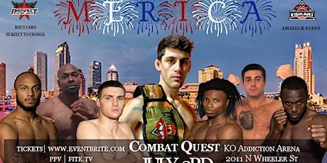 Combat Quest 14 tickets