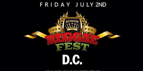 Reggae Fest  Vs Soca D.C. at Bliss Washington, D.C. *July 2nd* tickets