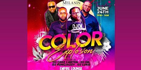 Color Explosion tickets