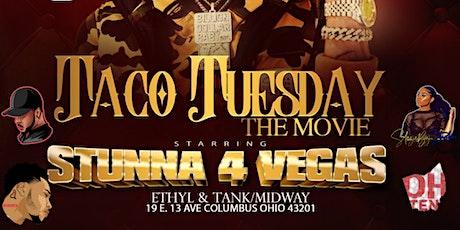 Taco Tuesday: The Movie tickets