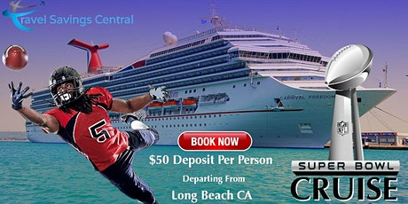 Super Bowl Cruise 2022 (Los Angeles) tickets