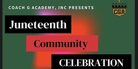 Juneteenth Community Celebration tickets