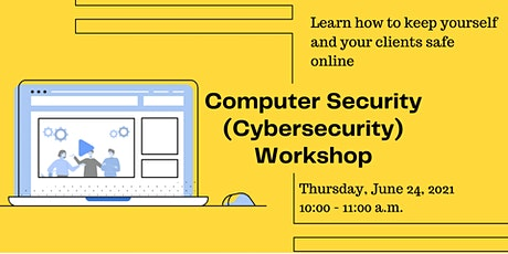 Computer Security (CyberSecurity) Workshop tickets