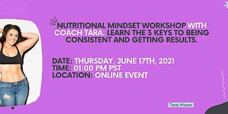 Nutritional Mindset Workshop tickets