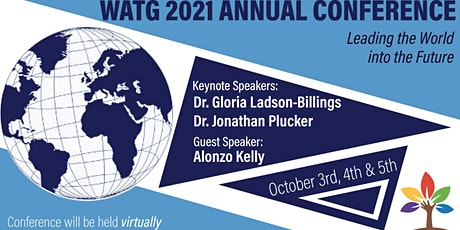 WATG 2021 Conference tickets