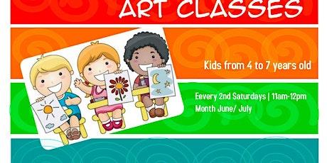 Children Art Class tickets