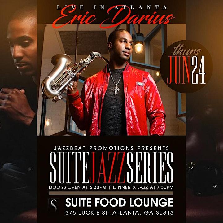 Eric Darius Live at Suite image