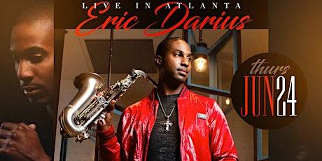 Eric Darius Live at Suite tickets