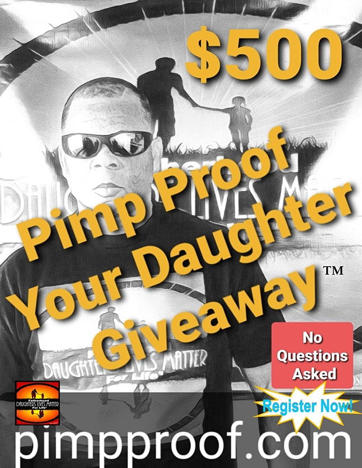 Pimp Proof Your Daughter $500 Giveaway image