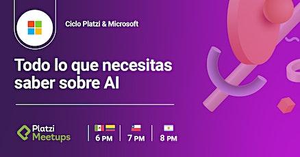 Ciclo Microsoft & Platzi entradas