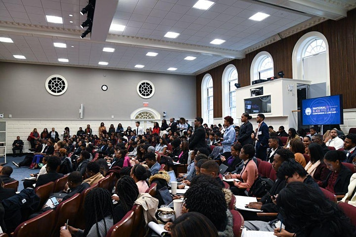 The 17th National Black Pre-Law Conference (Virtual) Sponsored by LSAC image