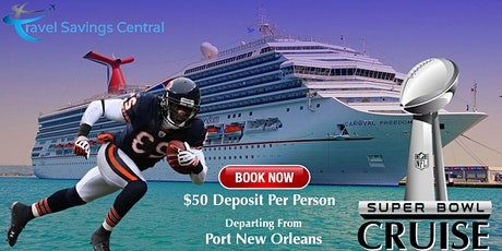 New Orleans Super Bowl Cruise 2022 tickets