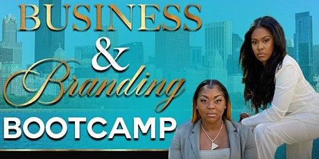 Business & Branding Bootcamp tickets