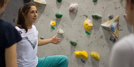Climbing Footwork Masterclass - workshop with Keswick Mountain Festival tickets