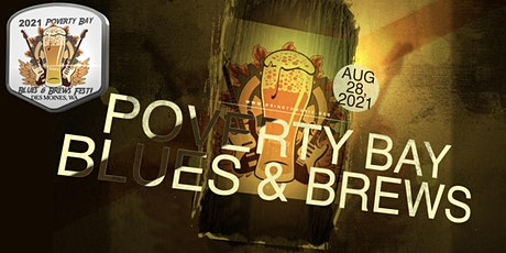 The Poverty Bay Blues & Brews Festival tickets