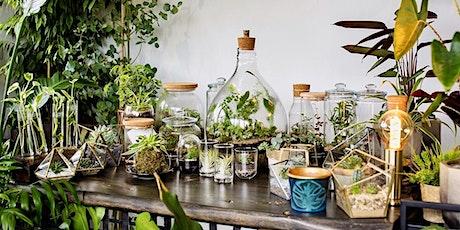 Terrarium Workshop with Glass Gardens London tickets