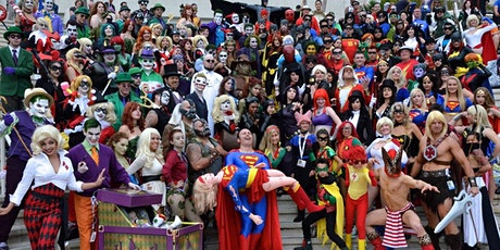 Comic Con Themed Bar Crawl - Friday Night tickets
